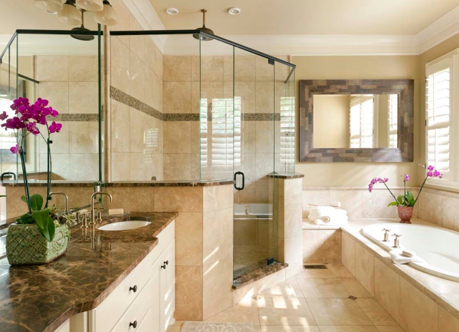 Easy Guide To Natural Stone Bath And Shower Care Mbstonecarepros
