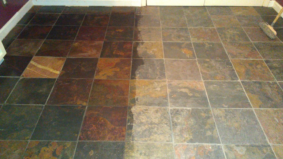 slate-tile-treated-with-enhancer-sealer