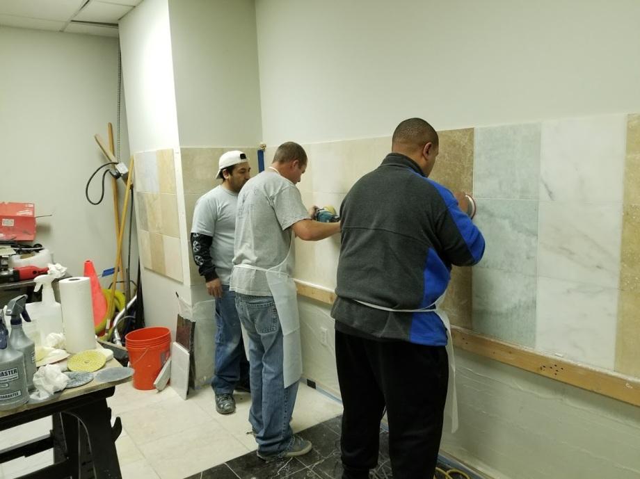 MB Stone Restoration Class Newark NJ 1